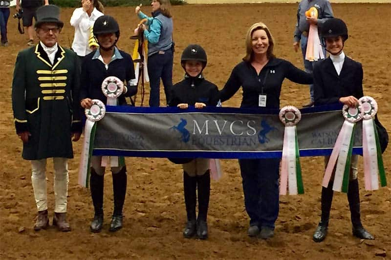 Bay Area School Offers Equestrian Training and Competition Opportunities