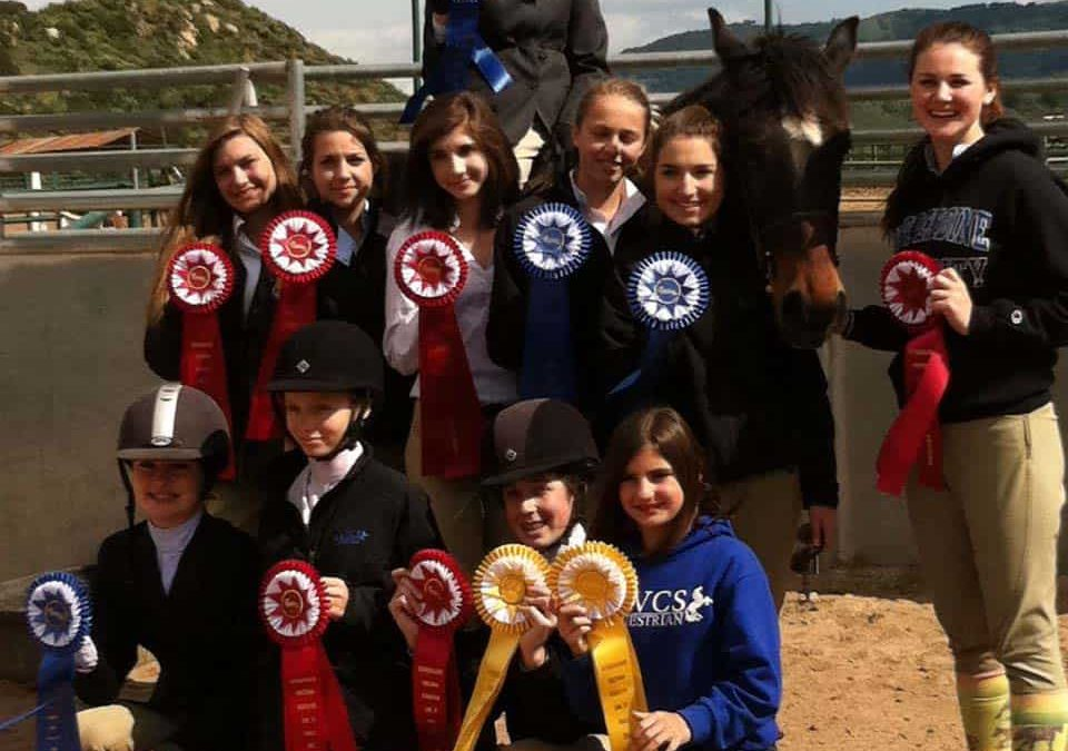 School Equestrian Program Offers Opportunities for Competition