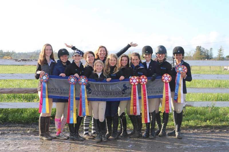 Equestrian Students Experience a Dream Come True