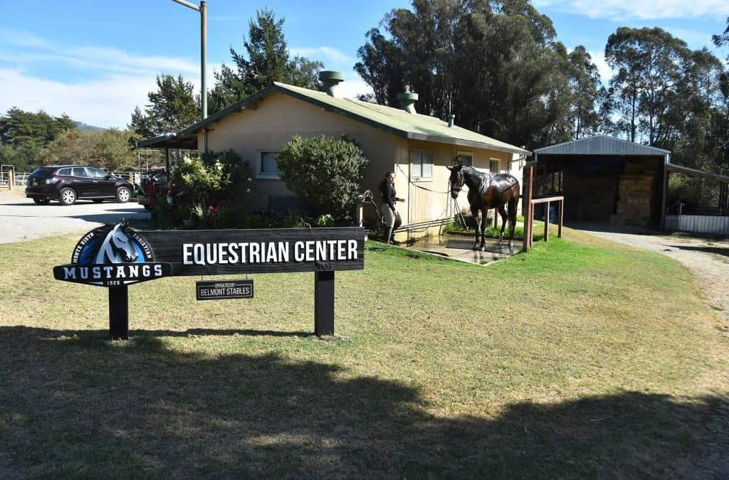 Equestrian Center at Watsonville School Offers Lessons, Horse Boarding